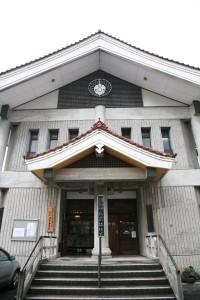 本願寺山陰教堂
