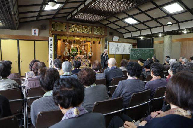 本願寺山陰教堂 常例法座「燈映会」